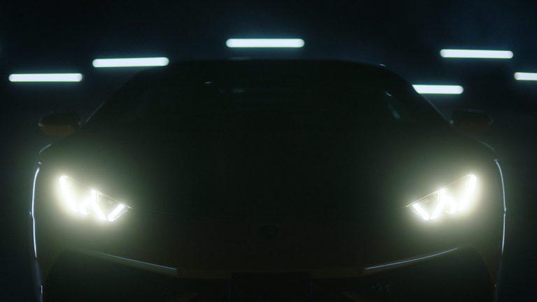 Where Is My Lamborghini